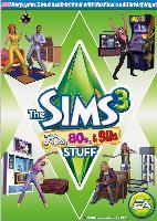The Sims 3 Styl 70., 80. a 90. let (kolekce) (PC) DIGITAL