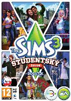 The Sims 3: Studentský život (PC) DIGITAL