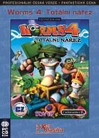 Worms 4: Totální nářez (nová eXtra Klasika) (PC)