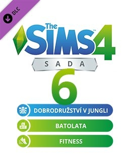 The Sims 4 Bundle Pack 6 (PC DIGITAL)