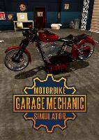 Motorbike Garage Mechanic Simulator (PC) DIGITAL