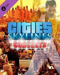 Cities Skylines Concerts (DIGITAL)
