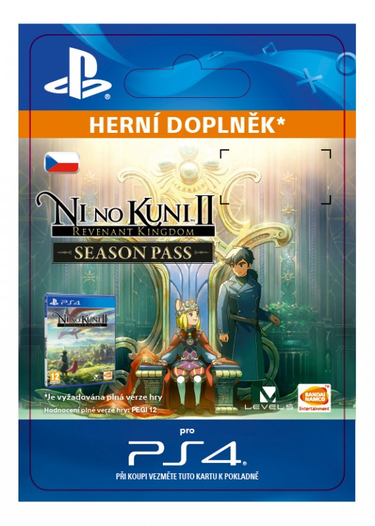 Ni no Kuni™ II: Revenant Kingdom - Season Pass (PS4 DIGITAL)