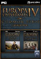 Europa Universalis IV: Common Sense Collection (PC) DIGITAL