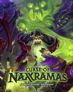 Curse of Naxxramas + 9 Hearthstone Pack (PC DIGITAL)