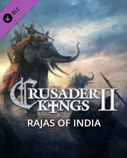 Crusader Kings II Rajas of India (PC DIGITAL) (PC)