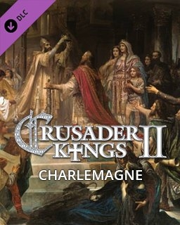Crusader Kings II Charlemagne (DIGITAL)