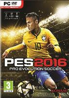 Pro Evolution Soccer 2016 (PC) DIGITAL