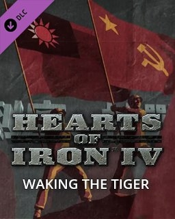 Hearts of Iron IV Waking The Tiger (PC DIGITAL)