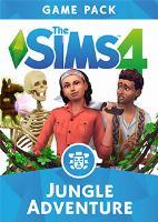 The Sims 4: Dobrodružství v džungli (PC) DIGITAL (PC)