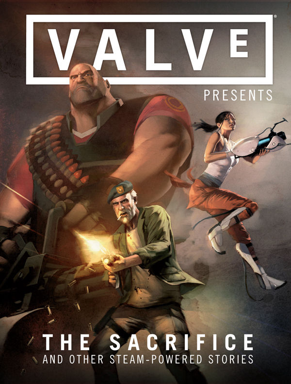 Komiks Valve Presents: The Sacrifice and other Steam-Powered Stories 1 HC (PC)