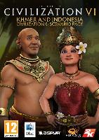 Sid Meiers Civilization VI - Khmer and Indonesia Civilization and Scenario Pack  PL DIGITAL