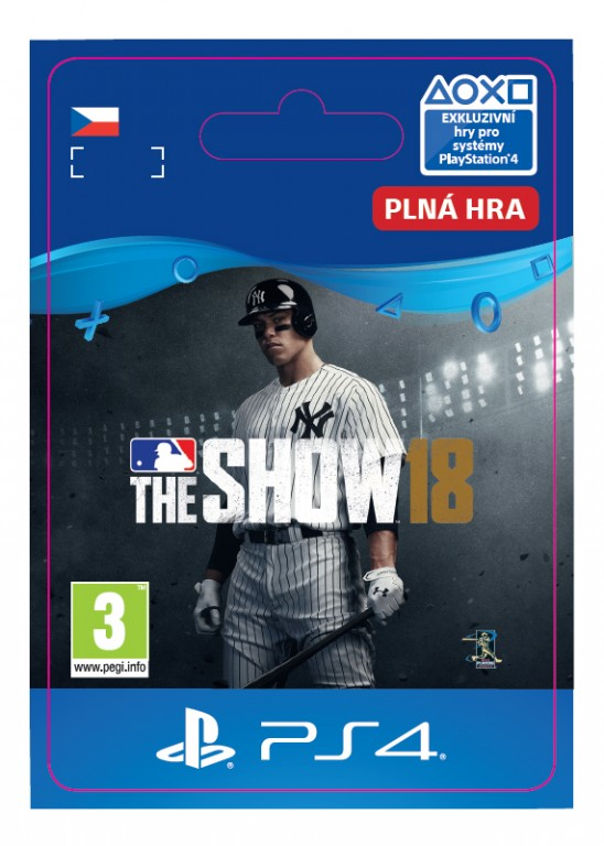 MLB The Show 18 (PS4 DIGITAL)