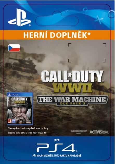Call of Duty®: WWII - The War Machine (PS4 DIGITAL) (PS4)
