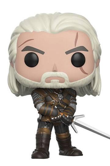 Figurka Zaklínač - Geralt (Funko POP! Games 149) (PC)