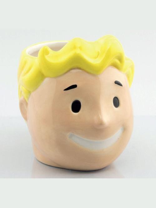 Hrnek Fallout - 3D Vault Boy (PC)