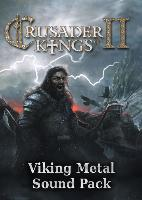 Crusader Kings II: Viking Metal Sound Pack (PC) DIGITAL