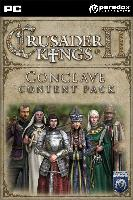 Crusader Kings II: Conclave Content Pack (PC DIGITAL) (PC)