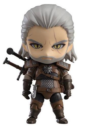 Figurka Zaklínač - Geralt z Rivie (Nendoroid) (PC)