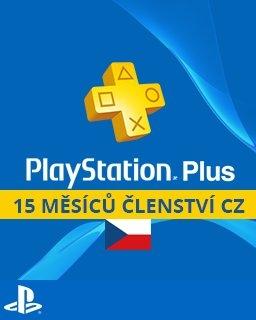 Playstation Plus 455 dní (DIGITAL)