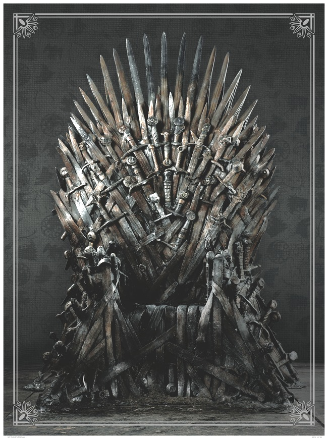 Puzzle Game of Thrones - Iron Throne (PC)