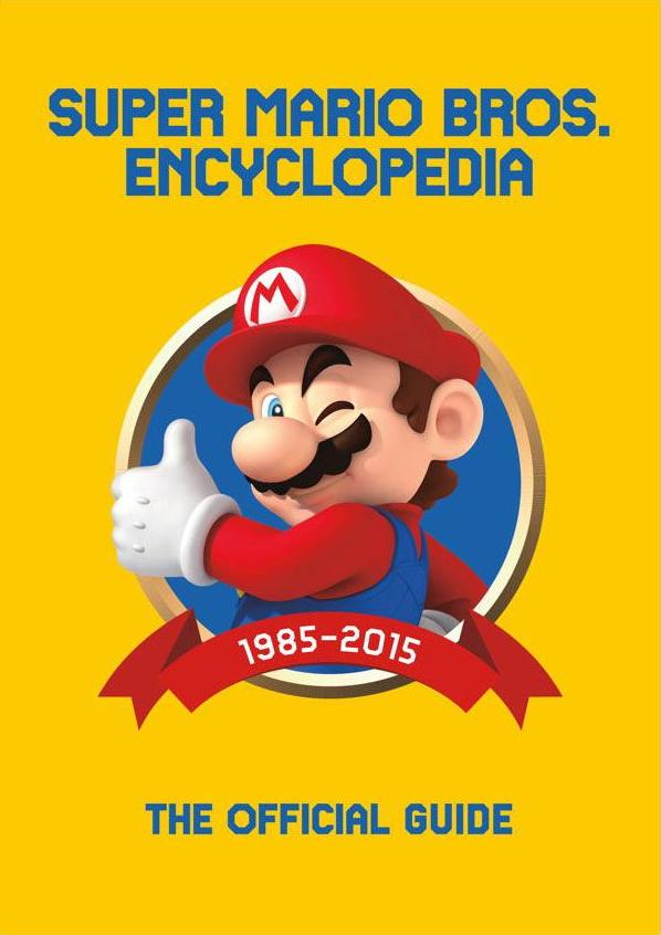 Kniha Super Mario Encyclopedia 1985-2015 (PC)