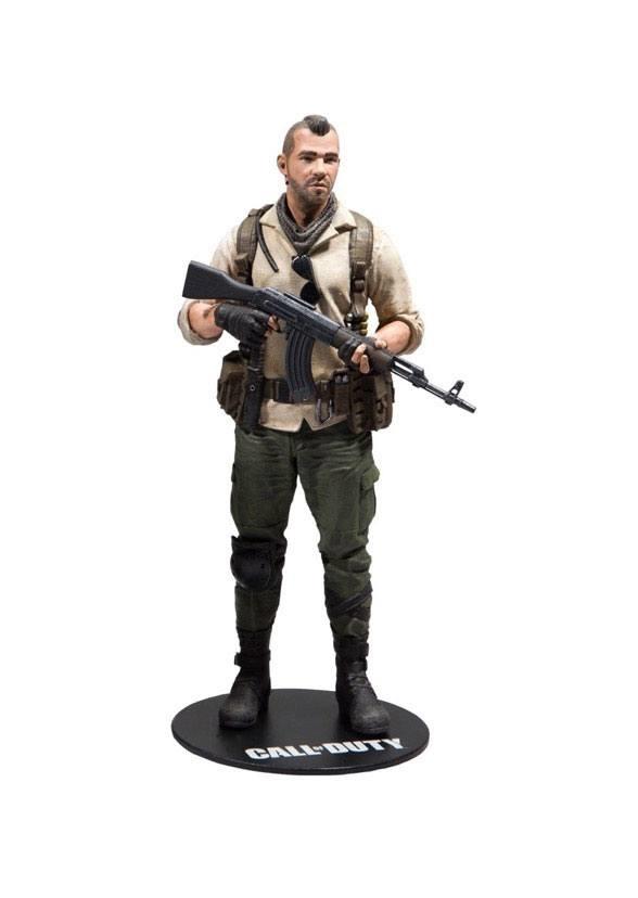 Figurka Call of Duty - John Soap MacTavish (PC)