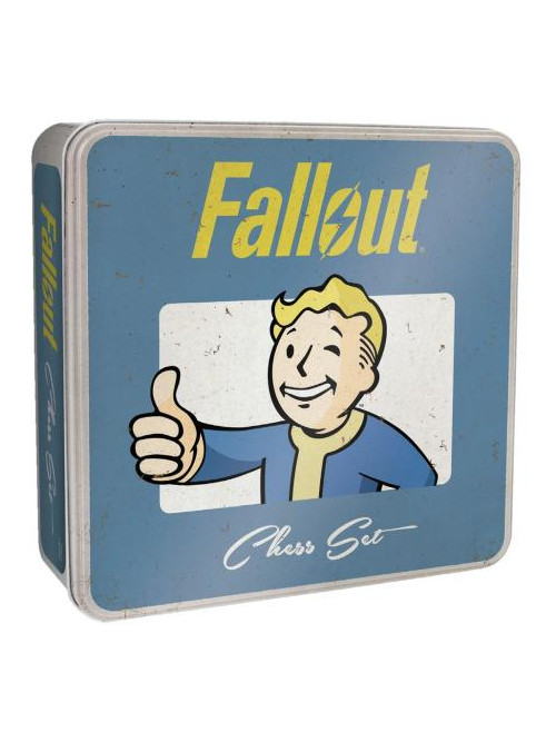 Šachy Fallout - Collectors Edition (PC)