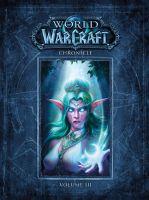 World of Warcraft: Kronika - Svazek 3 (EN) (poškozený přebal)