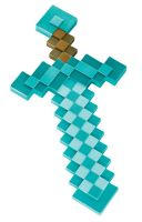 Replika Minecraft - Diamond Sword (50 cm)