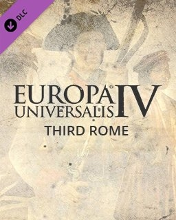 Europa Universalis 4 Third Rome (PC DIGITAL)