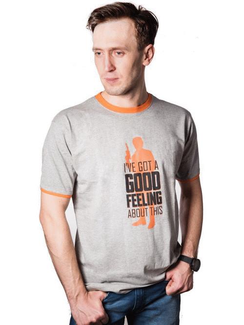 Tričko Star Wars - Good Feeling (velikost L)