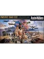 Desková hra Axis & Allies: Pacific 1940 (2012 edition) 	 (PC)
