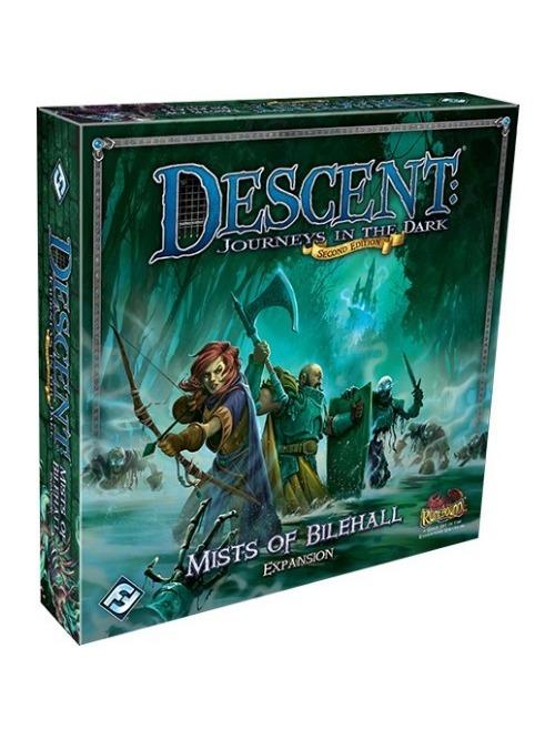 Desková hra Descent: Mists of Bilehall - EN (rozšíření) (PC)