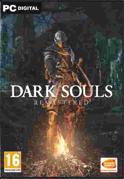 Dark Souls Remastered (PC DIGITAL) (PC)