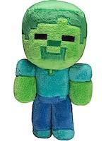 Plyšák Minecraft - Baby Zombie (21,5 cm)