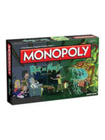 Desková hra Monopoly - Rick and Morty