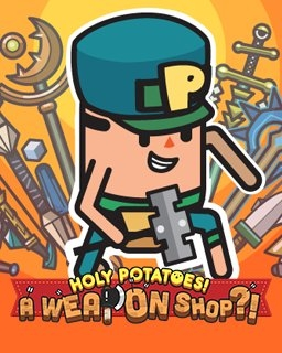 Holy Potatoes! A Weapon Shop?! (PC DIGITAL) (PC)