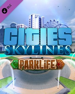 Cities Skylines Parklife (DIGITAL)