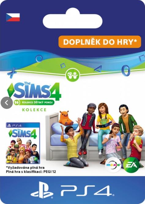 The Sims™ 4 Kids Room Stuff (PS4 DIGITAL)