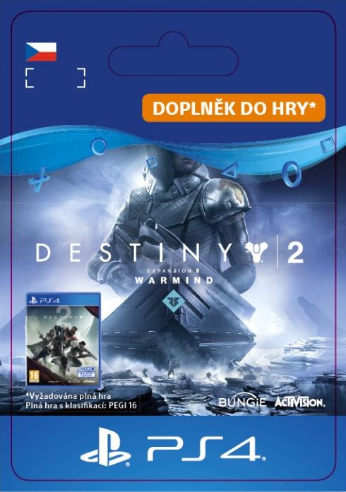 Destiny 2 - Expansion II: Warmind 8.5 (PS4 DIGITAL)