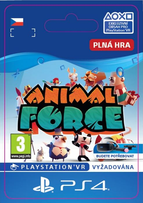 Animal Force (PS4 DIGITAL)