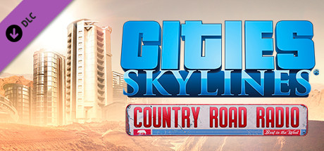 Cities: Skylines - Country Road Radio (PC DIGITAL) (PC)