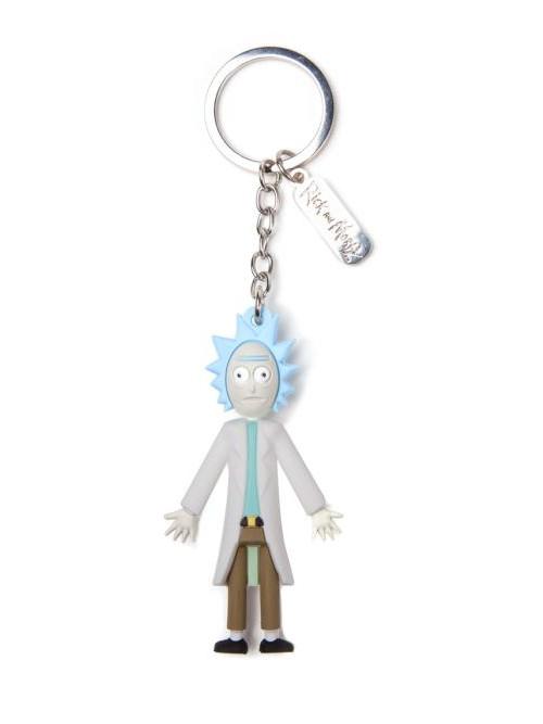 Klíčenka Rick and Morty - Rick 3D (PC)