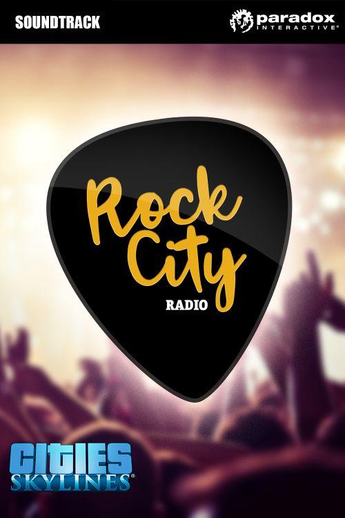 Cities: Skylines - Rock City Radio (PC/MAC/LX) DIGITAL (PC)