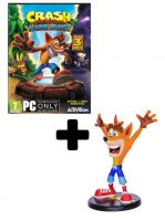 Crash Bandicoot N.Sane Trilogy - Xzone edice  (PC)