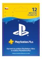 PlayStation Plus - členství 12 měsíců SLEVA 30% (PS4 DIGITAL) (PS4)