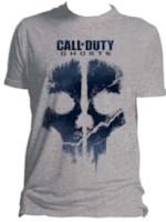 Tričko Call of Duty: Ghosts - Skull Art (velikost XL) (PC)
