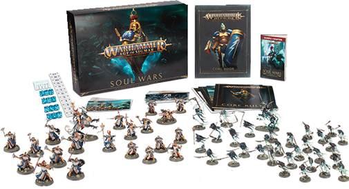 Warhammer Age of Sigmar - Soul Wars (Starter Box) (PC)