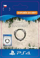 The Elder Scrolls® Online: Summerset™ Collector\'s Ed. Upgrade (PS4 DIGITAL)